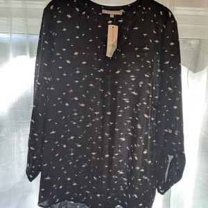 Stitch Fix woven blouse by Daniel Rainn NWT